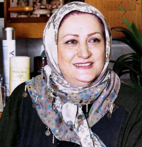 مریم امیرجلالی در پارتی