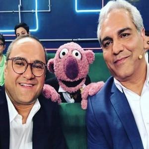 گاف عجیب مهران مدیری در خندوانه و دفاع مجری تلویزیون از جواب هوشمندانه او!
