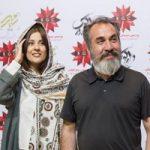 تصاویر دیدنی اکران فیلم سینمایی دارکوب با حضور گلشیفته ای ها!