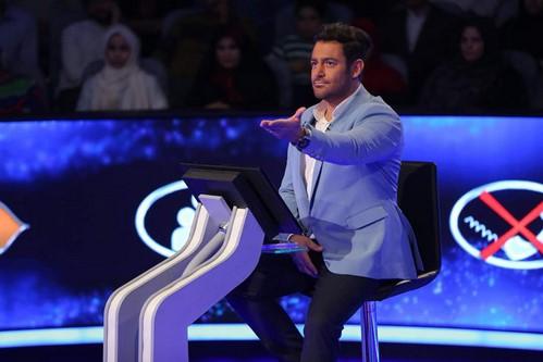 محمدرضا گلزار و حمید گودرزی