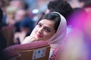 واکنش های جالب ترانه علیدوستی و رسول صدرعاملی به حضور زنان در استادیوم