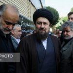چهره های مشهور در مراسم تشییع پیکر بهرام شفیع | از عادل فردوسی پور تا سید حسن خمینی