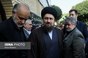 چهره های مشهور در مراسم تشییع پیکر بهرام شفیع   از عادل فردوسی پور تا سید حسن خمینی