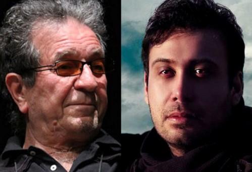محسن چاوشی و داریوش مهرجویی