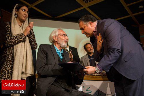 هنرمندان مشهور در جشن تولد جمشید مشایخی| از رضا کیانیان تا رضا یزدانی !