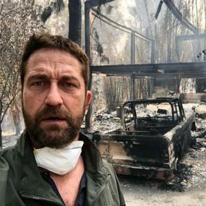 خانه بازیگران مشهوری که در آتش سوزی وحشتناک کالیفرنیا خاکستر شد | از خانه کیم کارداشیان تا لیدی گاگا !