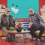 محمدرضا شریفی نیا در خندوانه | شوخی بسیار جالب جناب خان با او!