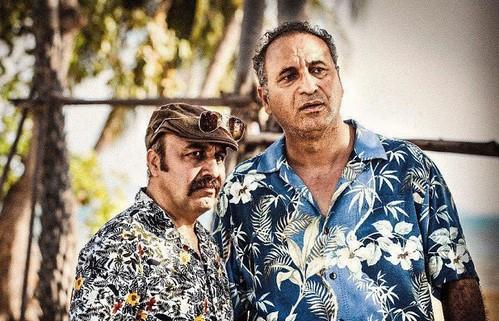 رضا عطاران در فیلم خانم یایا