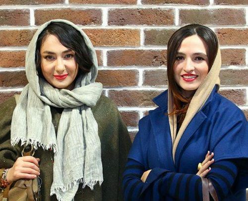چهره های مشهور در افتتاحیه فیلم کلمبوس | از فرهاد اصلانی تا هانیه توسلی