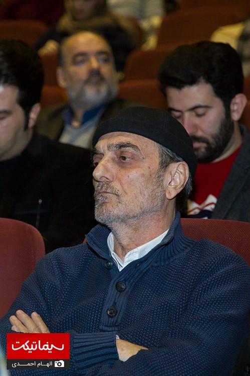 هنرمندان مشهور در مراسم یادبود علی معلم در روز تولدش!