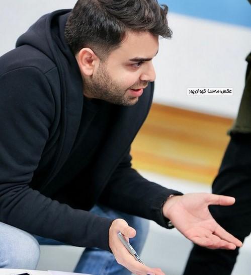 اخراج آرش ظلی پور از تلویزیون