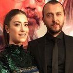 ازدواج هازال کایا و نامزدش ؛ بازیگر معروف عشق ممنوع
