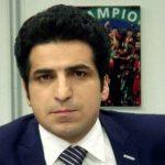 دفاع گزارشگر فوتبال افغانستان از خودش و توهین علی انصاریان!