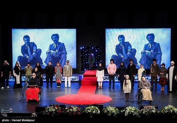حواشی تک خوانی زن در افتتاحیه جشنواره فیلم فجر ۹۷ در حضور وزیر ارشاد و دفاع او از خودش!