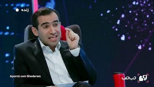 مجید حسینی در تب تاب