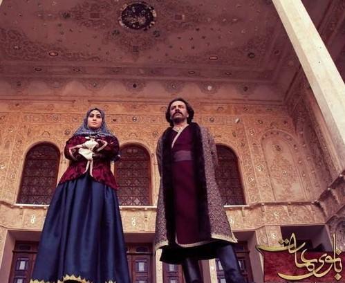 سریال تلویزیونی بانوی عمارت