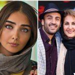 ازدواج پویان گنجی با بازیگر زیبای سریال مهران مدیری