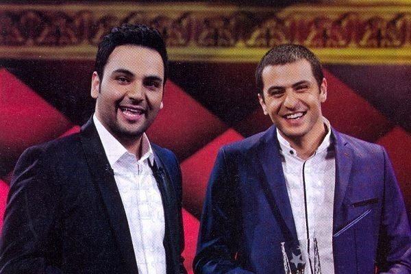 دعوای احسان علیخانی با علی ضیا با پیامک بر سر یک مهمان تلویزیونی!