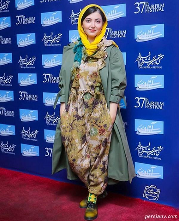 تیپ بازیگران در جشنواره فیلم فجر 97