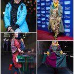جنجالی ترین تیپ بازیگران در جشنواره فیلم فجر ۹۷ و واکنش کاربران به این موضوع!