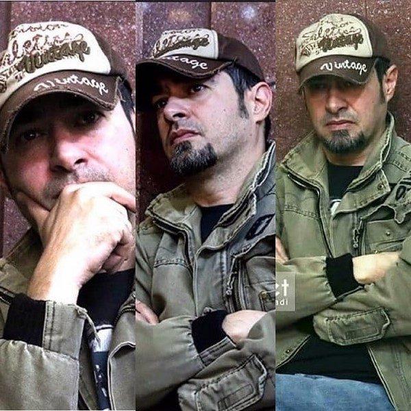 چهره های مشهور در مراسم ختم همسر علی نصیریان | از شهاب حسینی تا بهمن فرمان آرا!