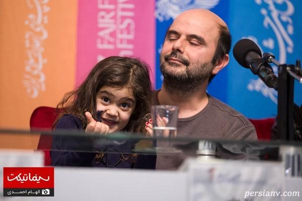 پاسخ تند علی مصفا به خبرنگاران در نشست خبری فیلم مردی بدون سایه!