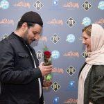 اکران فیلم سینمایی چهار انگشت با حضور جواد عزتی
