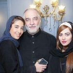 تصاویر جالب از مراسم جشن تولد ایرج نوذری