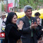 افتتاحیه جشنواره جهانی فیلم فجر ۹۸ با تیکه حاتمی کیا به رضا کیانیان! +فیلم