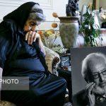 حضور هنرمندان در منزل خانواده جمشید مشایخی | از آقایِ وزیر تا همایون اسعدیان
