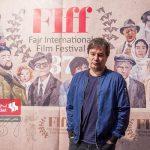 مصاحبه پیمان قاسم خانی و شوخی جالب او با لیگ ۲ در جشنواره جهانی فجر