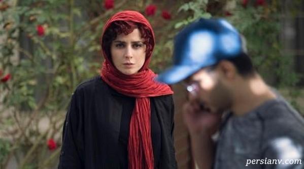 جدایی لیلا حاتمی از سریال نهنگ آبی