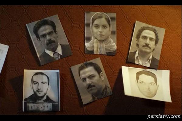 سوتی های سریالهای ایرانی