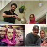 بچه دار شدن بازیگران مشهور در ایران | از بنیامین تا غفوریان!