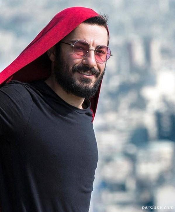 درامد نوید محمدزاده