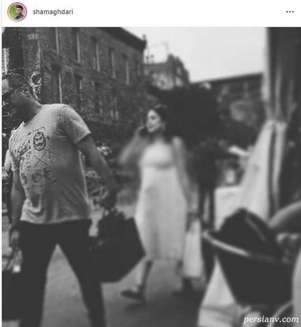واکنش جالب پرویز پرستویی و کارگردان انقلاب جنسی به عکس بی حجاب نگارجواهریان در کانادا