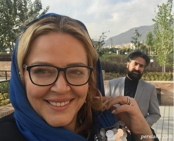 حل شدن مشکلات دختر همسر بهاره رهنما با او! +فیلم