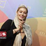 استایل جدید سحر قریشی در اکران فیلم ایکس لارج در مشهد!