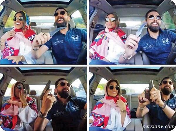 چرا باید از برخورد با انتشار فیلم اسلحه محسن افشانی خوشحال باشیم؟