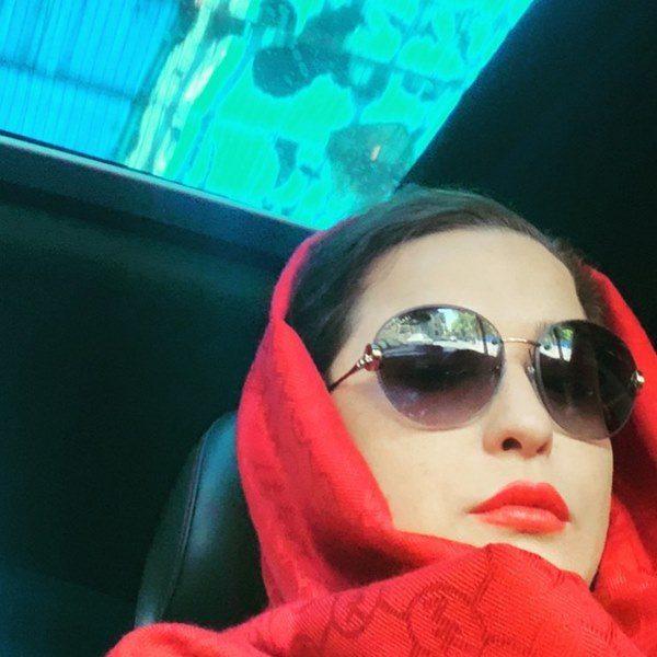 عاشق شدن مهراوه شریفی نیا
