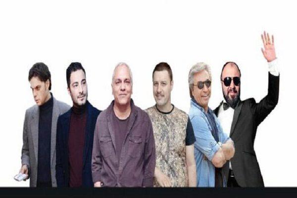 میلیاردرهای سینمای ایران ؛ مهران مدیری ، پیمان معادی و نوید محمدزاده