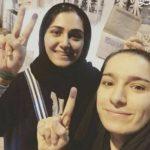 حمله تند روزنامه کیهان به بازیگر زن دستگیر شده در پارتی که از نوشین جعفری حمایت کرد!