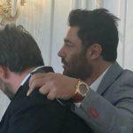 عکس های جدید از مراسم عقد برادر محمدرضا گلزار و استایل این هنرمند!