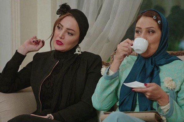 بازیگران زن سریال مهران مدیری