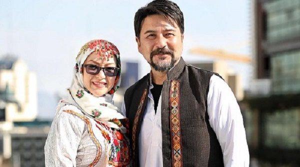 توصیف عاشقانه از امیرحسین صدیق توسط همسرش خانم ترانه سرا