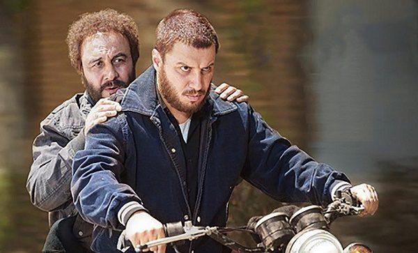 جواد عزتی در سینما