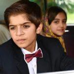 گفتگویی خواندنی با امیررضا فرامرزی بازیگر نوجوان سریال از سرنوشت