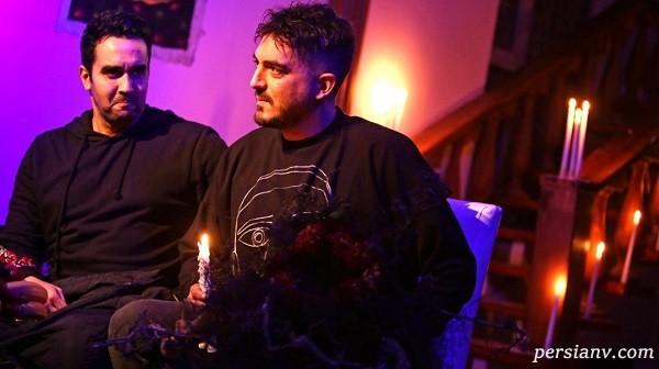 پوریا پورسرخ در شام ایرانی