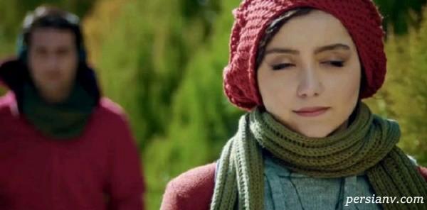 نازنین بیاتی بازیگر ایرانی