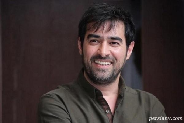 لحظه ی اعطای نشان شوالیه فرانسه به شهاب حسینی بازیگر ایرانی
